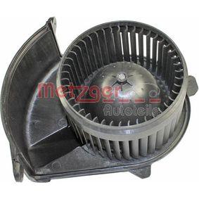 Innenraumgebläse Spannung: 12V mit OEM-Nummer 7701 068 976