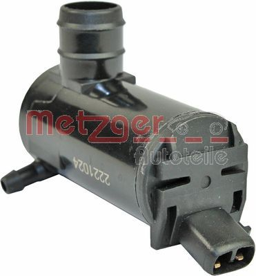 METZGER  2220088 Bomba de agua de lavado, lavado de parabrisas