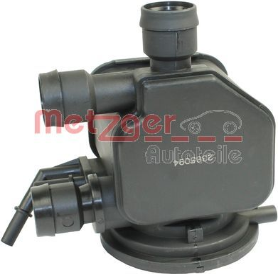 Ventil, Kurbelgehäuseentlüftung 2385094 METZGER 2385094 in Original Qualität