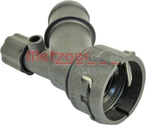 Kühlwasserflansch METZGER 4010022 Bewertung