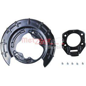 2010 KIA Ceed ED 1.6 Splash Panel, brake disc 6115122