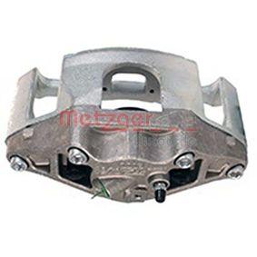 METZGER Bremssattel 6250119 mit OEM-Nummer 4F0615123