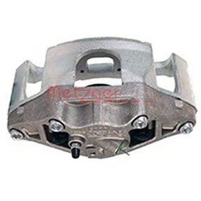 METZGER Bremssattel 6250120 mit OEM-Nummer 4F0615124