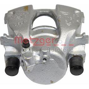 Brake Caliper 6250557 PUNTO (188) 1.2 16V 80 MY 2006