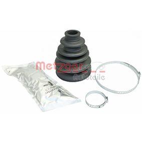 Faltenbalgsatz, Antriebswelle Höhe: 115mm, Innendurchmesser 2: 22,4mm, Innendurchmesser 2: 75mm mit OEM-Nummer 044380D020