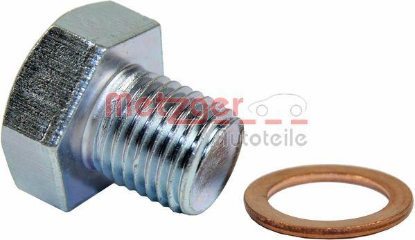 METZGER  8030021 Sealing Plug, oil sump