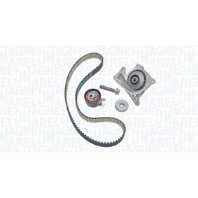 Water pump and timing belt kit 341406600001 Clio 4 (BH_) 1.5 dCi 110 MY 2019