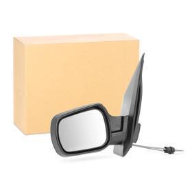Outside Mirror 1805803 FIESTA 5 (JH, JD) 1.4 TDCi MY 2008