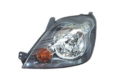 VAN WEZEL  1806961 Hauptscheinwerfer für Fahrzeuge mit Leuchtweiteregelung (elektrisch), für Rechtsverkehr