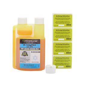 Lecksuchmittel WAECO TP-3820-0008 für Auto (Flasche, R 134a, Tracer Product, Inhalt: 237ml)