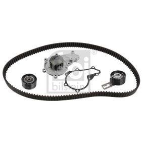 Wasserpumpe + Zahnriemensatz Breite: 25,4mm mit OEM-Nummer SU001A2959