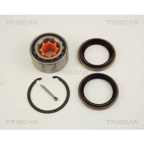 2021 Nissan Juke f15 1.6 DIG-T 4x4 Wheel Bearing Kit 8530 14129A