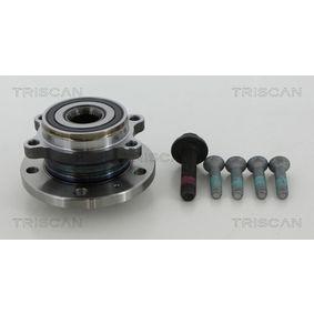 Wheel Bearing Kit Inner Diameter: 25mm with OEM Number 8X0498625