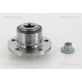 Radlagersatz Ø: 127mm, Innendurchmesser: 30mm mit OEM-Nummer 6Q0407621BT