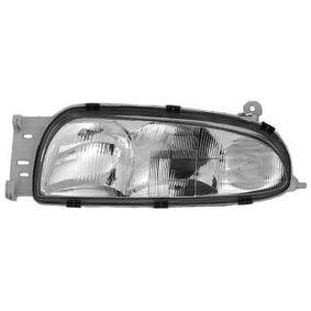 Hauptscheinwerfer für Fahrzeuge mit Leuchtweiteregelung (elektrisch), für Rechtsverkehr mit OEM-Nummer 1042631