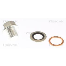 TRISCAN  9500 1001 Vite di chiusura, vaschetta dell'olio