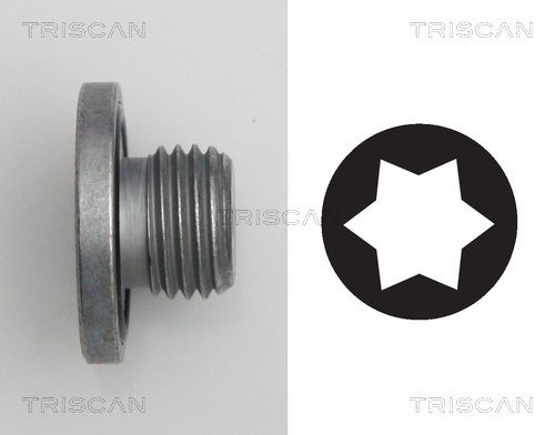 TRISCAN  9500 2401 Sealing Plug, oil sump