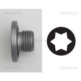 Sealing Plug, oil sump 9500 2401 Astra Mk5 (H) (A04) 2.0 Turbo MY 2007