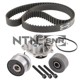 Water pump and timing belt kit with OEM Number 55 574 864