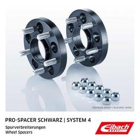 EIBACH Pro-Spacer S90-4-20-023-B Spurverbreiterung Gewindemaß: M12x1,5, Lochanzahl: 5, Lochkreis-Ø: 114,3mm, Spurverbreiterung pro Achse: 40mm