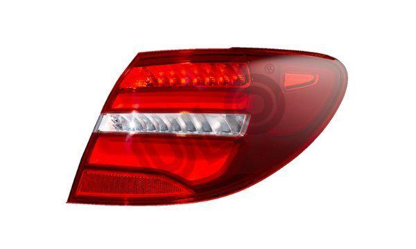 ULO  1179012 Luce posteriore per veicolo con guida a Sx