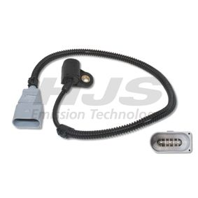 Sensor, posición arbol de levas Número de polos: 3polos, Long. cable: 445mm con OEM número 045957147 A