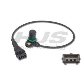 Sensor, posición arbol de levas Número de polos: 3polos con OEM número 1 438 081