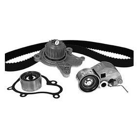 Water pump and timing belt kit with OEM Number 2431227000