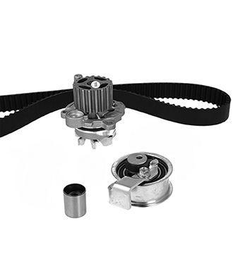 METELLI  30-1355-6 Wasserpumpe + Zahnriemensatz Breite: 30mm