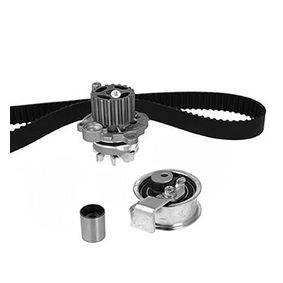Wasserpumpe + Zahnriemensatz Breite: 30mm mit OEM-Nummer 03G121011