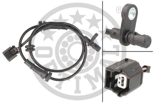 ABS Sensor 06-S841 OPTIMAL 06-S841 original quality