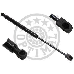 Heckklappendämpfer / Gasfeder AG-40319 TWINGO 2 (CN0) 1.2 Turbo Bj 2016