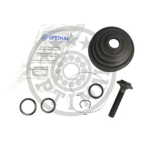 Bellow Set, drive shaft Height: 79mm, Inner Diameter 2: 21mm, Inner Diameter 2: 80mm with OEM Number 8D 0498 203 A