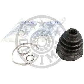 Faltenbalgsatz, Antriebswelle Höhe: 94mm, Innendurchmesser 2: 27mm, Innendurchmesser 2: 77,8mm mit OEM-Nummer 1349786080