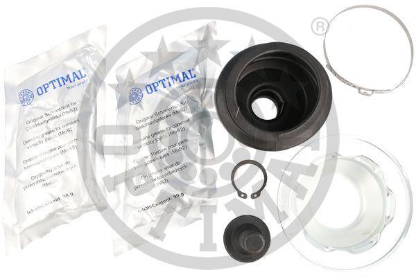 Faltenbalg OPTIMAL CVB-10252CR Bewertung