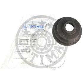 Faltenbalgsatz, Antriebswelle Höhe: 82,5mm, Innendurchmesser 2: 24mm, Innendurchmesser 2: 60mm mit OEM-Nummer 16400.17047.01/02