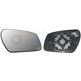 Mirror Glass, outside mirror with OEM Number 1 379 776