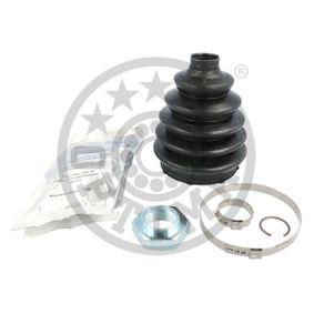 Faltenbalgsatz, Antriebswelle Höhe: 140,5mm, Innendurchmesser 2: 28mm, Innendurchmesser 2: 95,5mm mit OEM-Nummer 1349786080