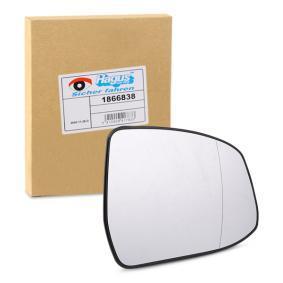 Spiegelglas, Außenspiegel mit OEM-Nummer 1 538 211