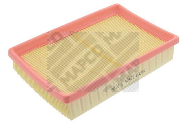 Légszűrő 60596 MAPCO 60596 eredeti minőségű