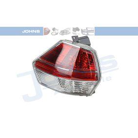 Nissan X-Trail T32 2.5 ALL MODE 4x4-i (NT32) Heckleuchte JOHNS 27 43 87-1 (2.5 ALL MODE 4x4-i (NT32) Benzin 2013 QR25DE)