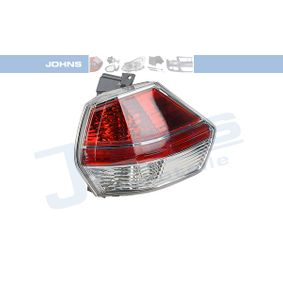 Nissan X-Trail T32 2.5 ALL MODE 4x4-i (NT32) Heckleuchte JOHNS 27 43 88-1 (2.5 ALL MODE 4x4-i (NT32) Benzin 2015 QR25DE)