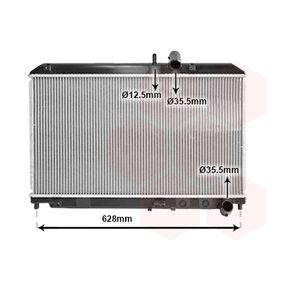 Radiador, refrigeración del motor Nº de artículo 27002169 120,00€