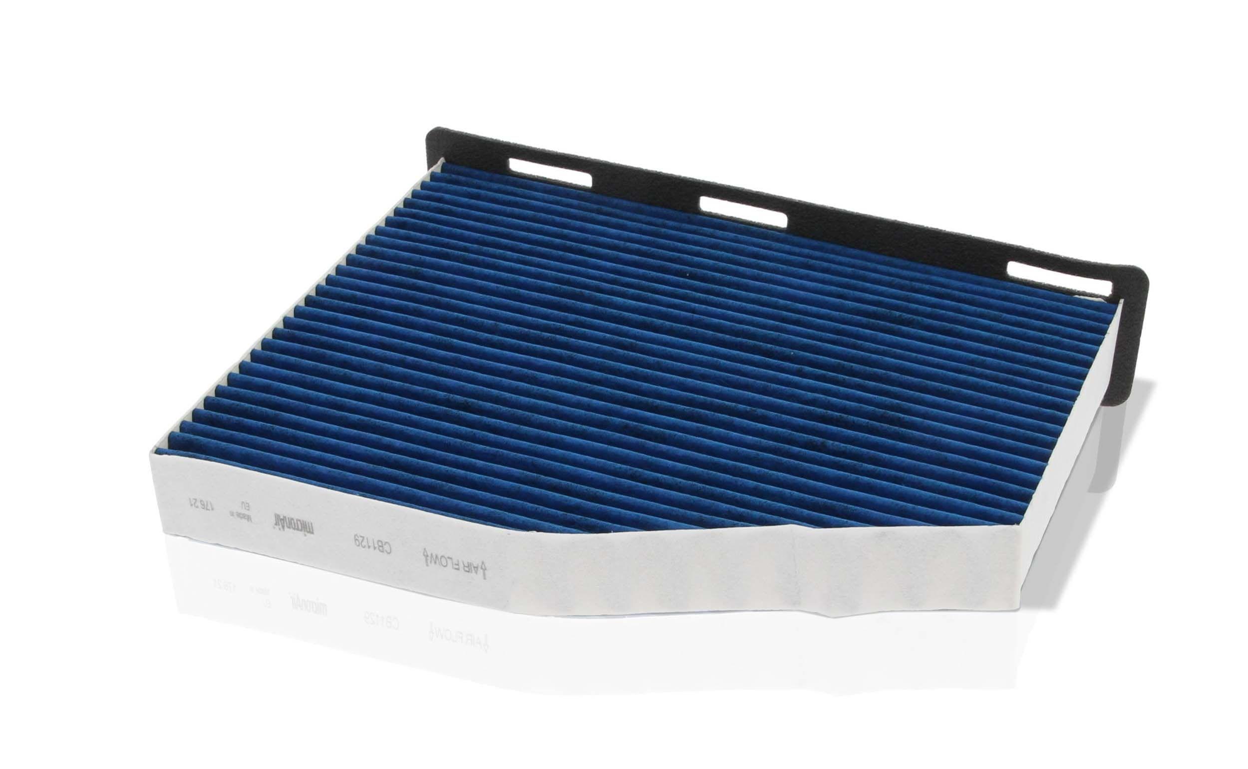 CORTECO  49408561 Filter, Innenraumluft Länge: 207mm, Breite: 269mm, Höhe: 57mm