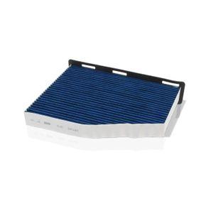 Filter, Innenraumluft Länge: 207mm, Breite: 269mm, Höhe: 57mm mit OEM-Nummer 1K1 819 007