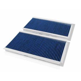 Filter, Innenraumluft Länge: 315mm, Breite: 168mm, Höhe: 30mm mit OEM-Nummer 9171858