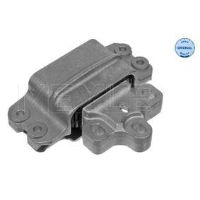 Passat B6 3.6FSI 4motion Motorlager MEYLE 100 199 1096 (3.6 FSI 4motion Benzin 2006 BLV)