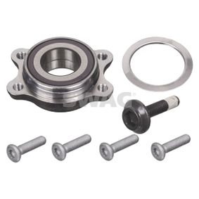 Wheel Bearing Kit Ø: 92,0mm, Inner Diameter: 47,0mm with OEM Number 4F0598625B