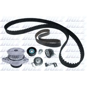 Water pump and timing belt kit KD101 OCTAVIA (1Z3) 1.4 MY 2013