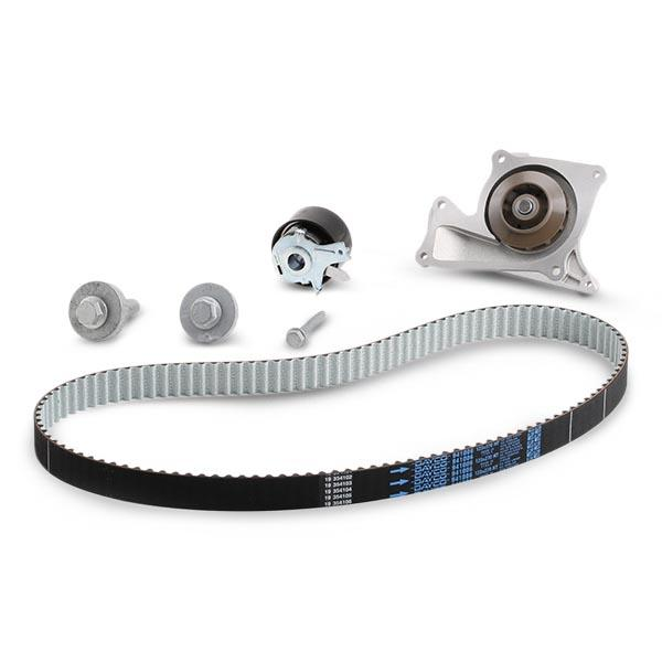Timing belt and water pump kit DOLZ 02KD003 2215412854258